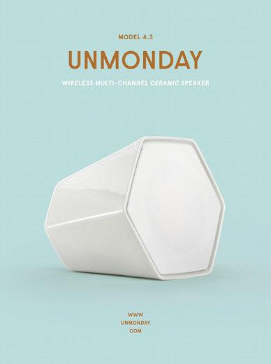 Unmonday Model 4.3 – langaton monikanavakaiutin