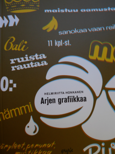 Helmiriitta Honkanen: Arjen grafiikkaa