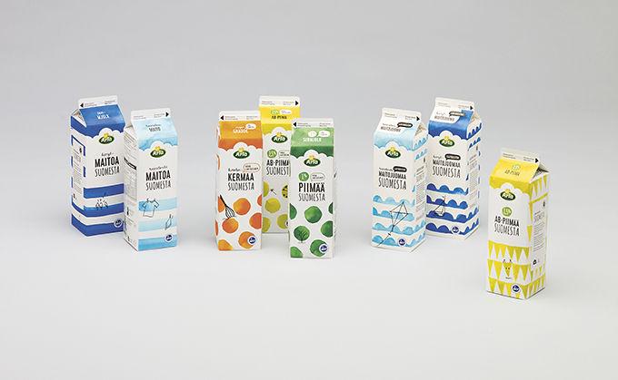 Maitoa Suomesta