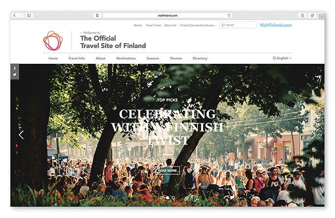 VisitFinland.com 3.0