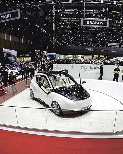 Biofore Concept Car
