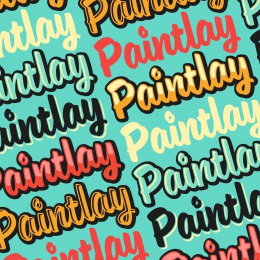 Paintlay-kirjaintyyppi