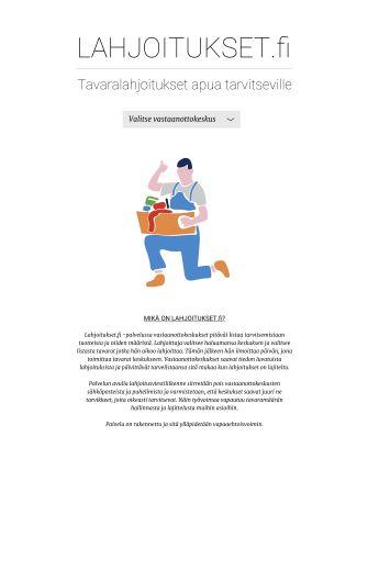 Lahjoitukset.fi