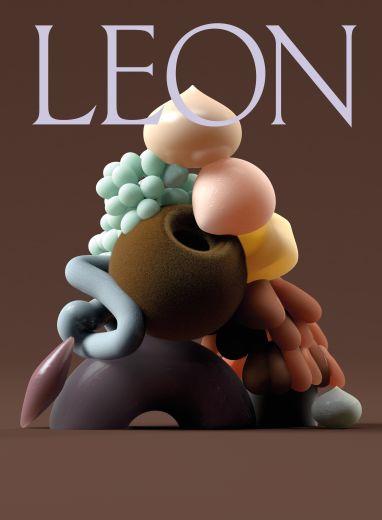 Leon #4 cover / Food Pyramid