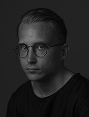 Toni Halonen - Valokuvaaja: Ilkka Saastamoinen