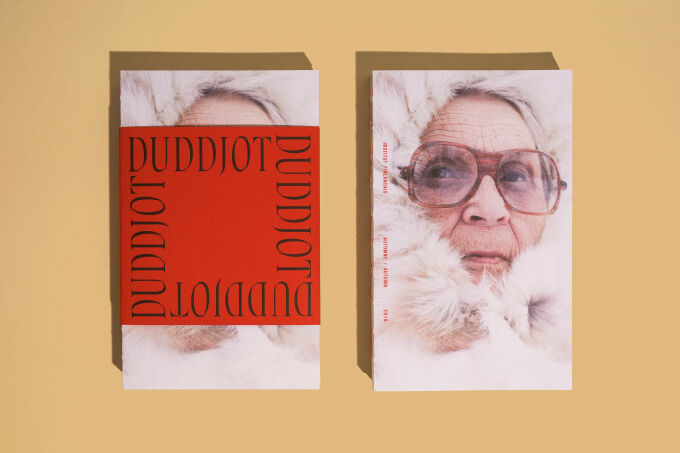 Duddjot Exhibition Identity