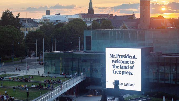Land of Free Press