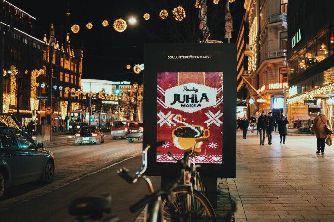 Jouluntekijöiden kahvi