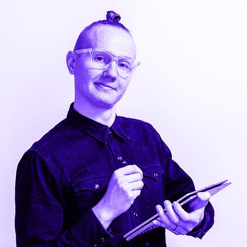 Janne Parri, Webbisuunnittelija