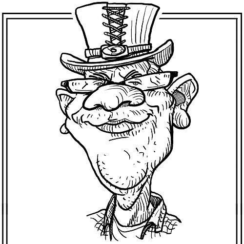 Teppo Järvi, Karikatyyritaiteilija